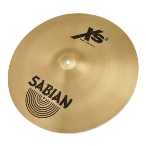 "Prato Ataque 16"" Sabian Medium Thin Crash XS 1607 B"