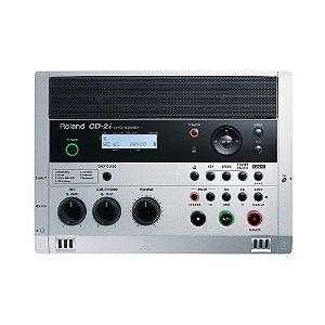 Gravador Áudio Roland CD 2i