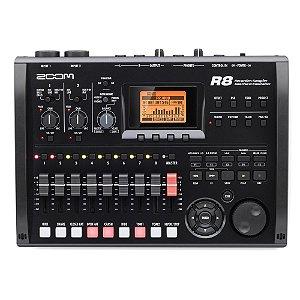 Gravador Digital Zoom R8