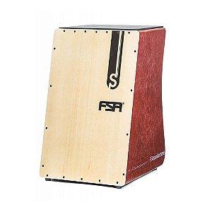 Cajon Inclinado FSA Standard FS 2503 com captação
