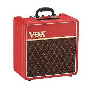 Combo Guitarra Vox AC 4 C 1 RD