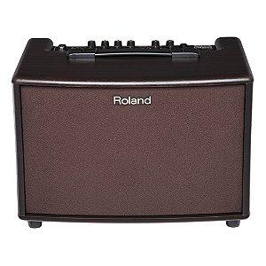 Combo Violão Roland AC 60 RW - Marrom