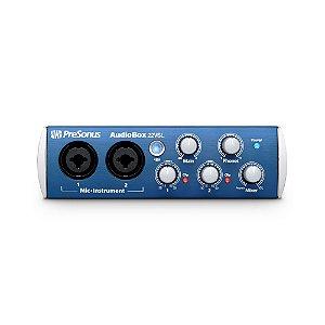Interface USB Presonus AudioBox 22 VSL