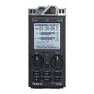 Gravador Roland R 26 WAV/MP3