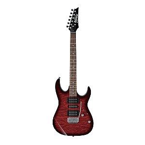 Guitarra Original Ibanez GRX 70 QA TRB