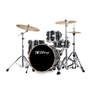 Bateria Acústica Odery Fluence Jazz FL 20 HW