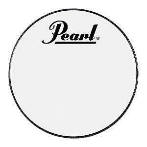 """Pele Porosa Resposta Bumbo 20 """" Pearl ProTone PTH 20 CE QPL com Abafador"""