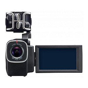 Gravador áudio/Vídeo Zoom Q8