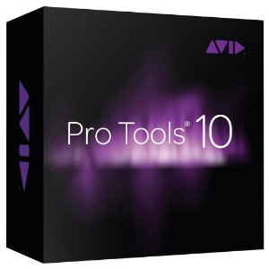 Software Multi-Pista AVID Pro Tools 10