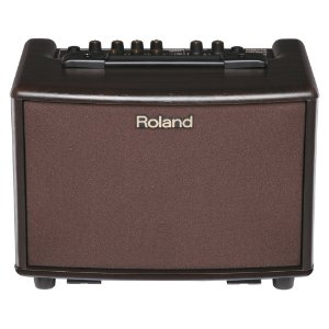 Combo Violão Roland AC 33 - Mogno