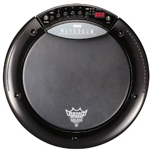Modulo de Percussão Korg  Wavedrum WD X BK