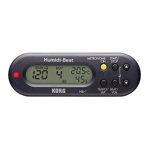 Metrônomo Digital Korg Humidi-Beat