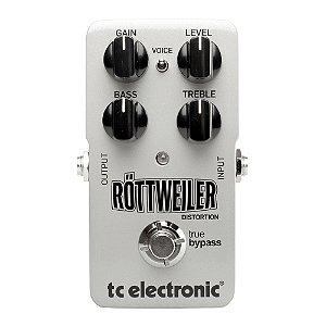 Pedal Guitarra TC Electronic Rottweiler Distortion