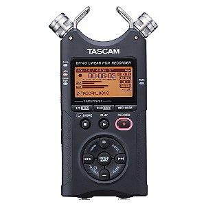 Gravador Áudio Tascam DR 40