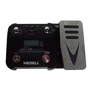 Pedaleira Guitarra Medeli GP 120