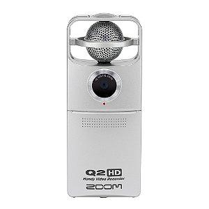 Gravador Vídeo Zoom Digital Q2 HD