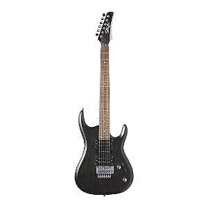 Guitarra Original Seizi Alien Satin Black