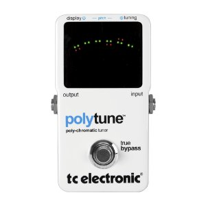 Pedal Guitarra TC Electronic PolyTune