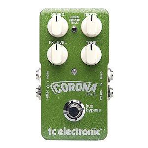 Pedal Guitarra TC Electronic Corona Chorus
