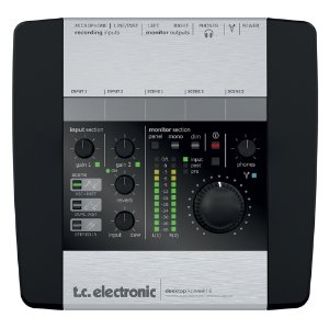 Interface Firewire TC Electronic Desktop Konnekt 6