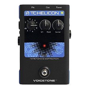 Pedal Voz TC Helicon Voice Tone C 1