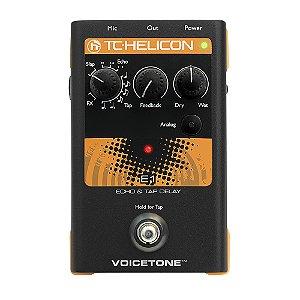 Pedal Voz TC Helicon Voice Tone E 1