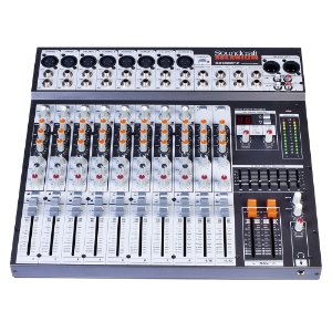 Mesa Analógica Soundcraft SX 1202 FX