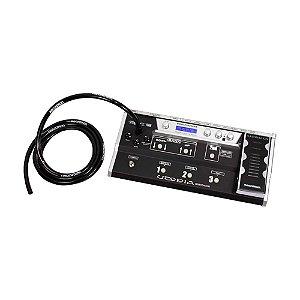 Pedaleira Guitarra Rocktron Utopia G 200 B USB com Talk Box