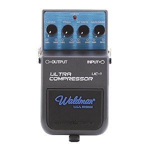 Pedal Guitarra Waldman Ultra Compressor UC 1