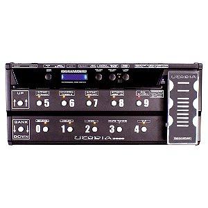 Pedaleira Contrabaixo Rocktron Utopia B 300 USB
