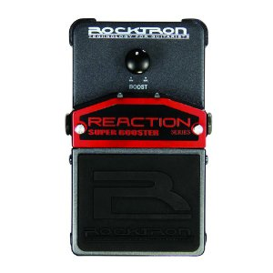Pedal Guitarra Rocktron Reaction Super Booster