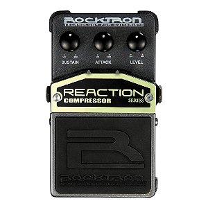 Pedal Guitarra Rocktron Reaction Compressor