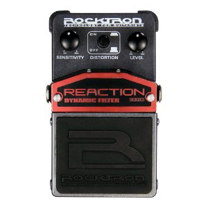 Pedal Guitarra Rocktron Reaction Dynamic