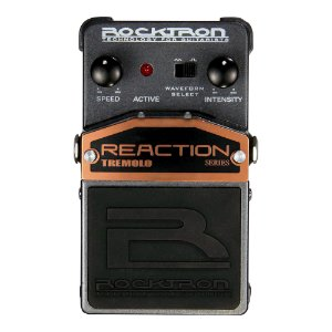 Pedal Guitarra Rocktron Reaction Tremolo