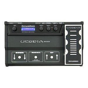 Pedaleira Contrabaixo Rocktron Utopia Bass B 100