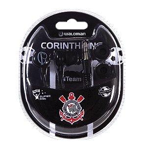 Fone In Ear Waldman Super Fan Corinthians