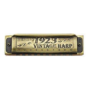 Gaita Diatônica Hering HB 1923 1020 C