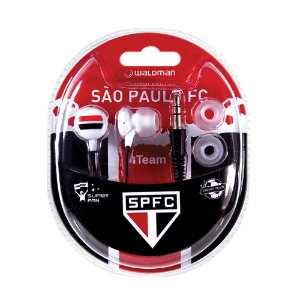 Fone In Ear Waldman Super Fan São Paulo