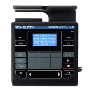 Processador de Efeitos Voz TC Helicon Voice Live Touch 2