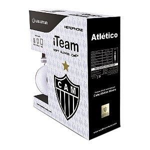 Fone On Ear Waldman Soft Gloves Atlético Mineiro
