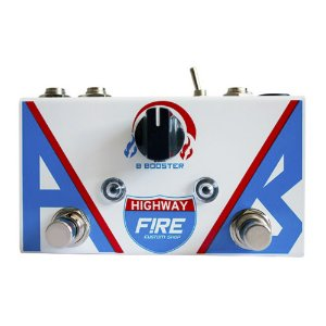 Pedal Guitarra Fire AB Box Highway Booster