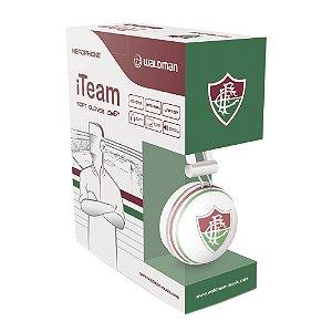 Fone On Ear Waldman Soft Gloves Fluminense