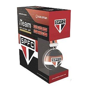 Fone On-ear Waldman Soft Gloves São Paulo Limited Edition