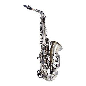 Saxofone Alto Mib Waldman WSA OL