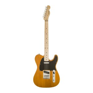 Guitarra Tele Squier By Fender Affinity MN Butterscotch Blonde