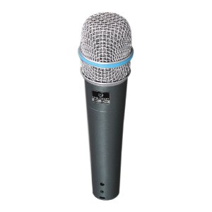Microfone Mão Waldman Broadcast BT 570
