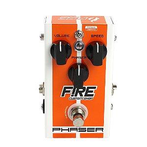 Pedal Guitarra/Contrabaixo Fire Phaser Vibrato