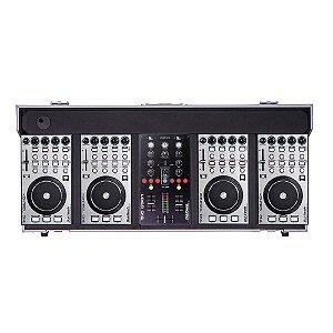 Kit Mixer Controlador DJ Tech Hybrid 101
