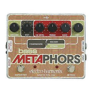 Pedal Baixo Electro Harmonix Bass Metaphors