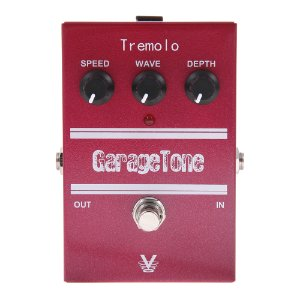 Pedal Guitarra Visual Sound Garage Tone Tremolo